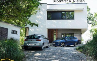 Attraktiv bilforsikring hos Bilcentret A. Nielsen